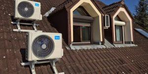 Klíma szerelés vagy csere az otthonteremtési program/lakásfelújítási támogatás igénybevételével.