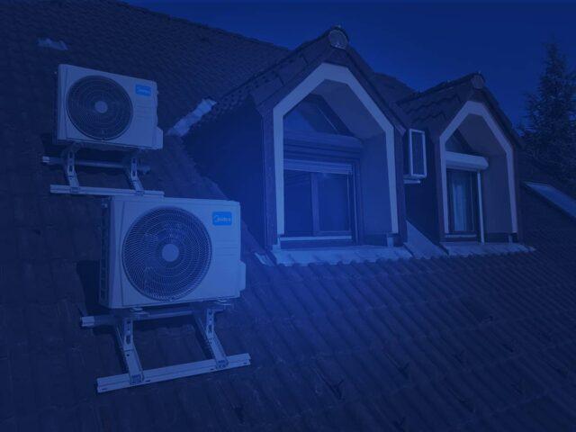 Klíma szerelés vagy csere a lakásfelújítási támogatás igénybevételével.